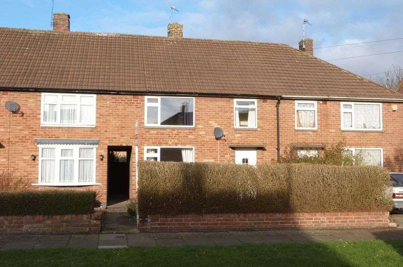 3 Bedrooms Terraced House for sale in Whitteney Drive North, Eyres Monsell Estate