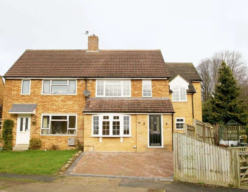 4 Bedrooms Semi Detached House for sale in Long Crendon, Buckinghamshire