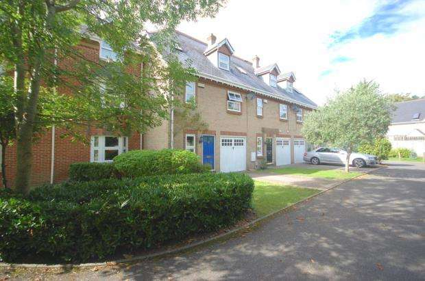 4 Bedrooms Town House for sale in Braidley Road, Meyrick Park, Bournemouth, BH2