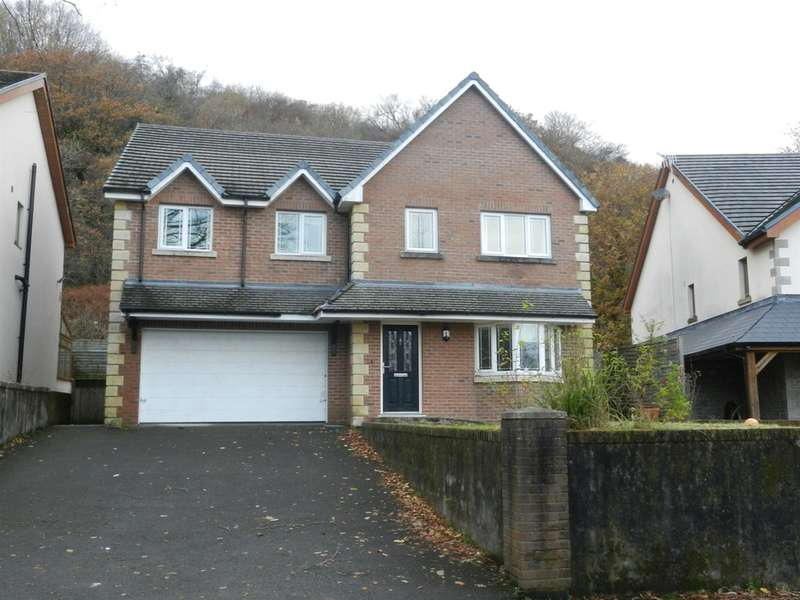 5 Bedrooms Detached House for sale in Ger Y Coed, Clydach, Swansea