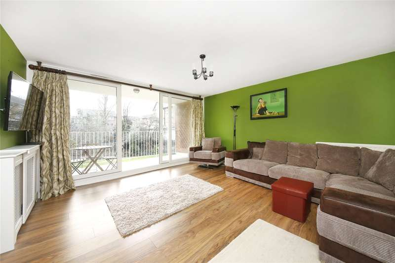 2 Bedrooms Apartment Flat for sale in William Court, 85 Highfield Hill, London