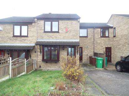 3 Bedrooms Terraced House for sale in Corsham Gardens, Thorneywood, Nottingham, Nottinghamshire