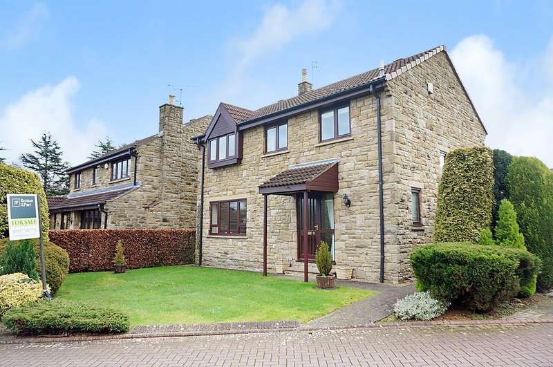 4 Bedrooms Detached House for sale in Linton Meadows, Wetherby, LS22