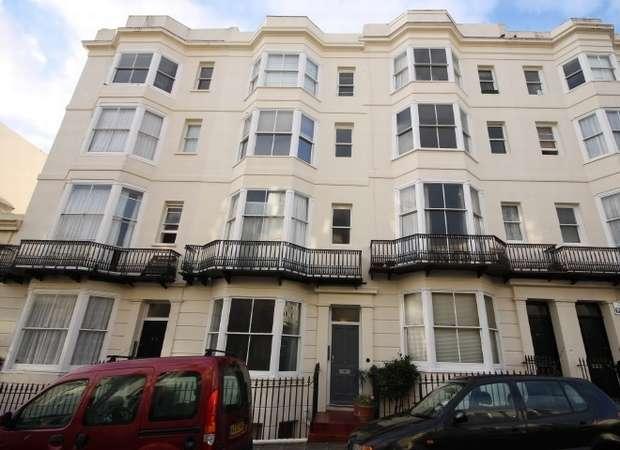 1 Bedroom Flat for rent in Waterloo Street, Hove, East Sussex