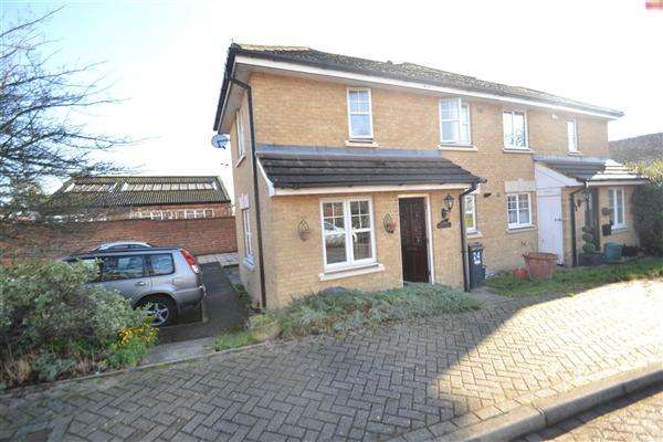 1 Bedroom End Of Terrace House for sale in Westminster Close, Feltham