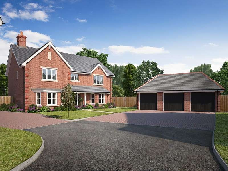 5 Bedrooms Property for sale in Kendal End Road, Barnt Green