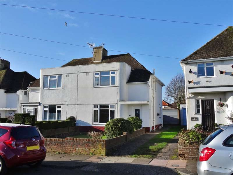 3 Bedrooms Semi Detached House for sale in Bramber Road, Broadwater, Worthing, BN14