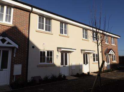2 Bedrooms Terraced House for sale in Moyne Drive, Ludgershall, Wiltshire