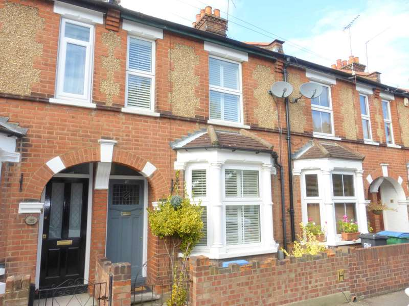 2 Bedrooms Terraced House for sale in Parkgate Road, North Watford