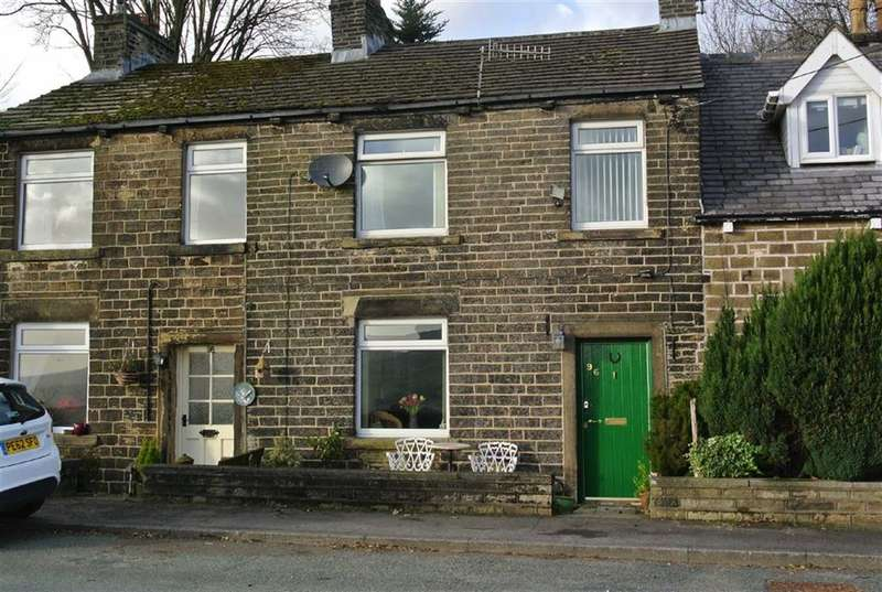 2 Bedrooms Property for sale in Mossley Road, Grasscroft, SADDLEWORTH, OL4