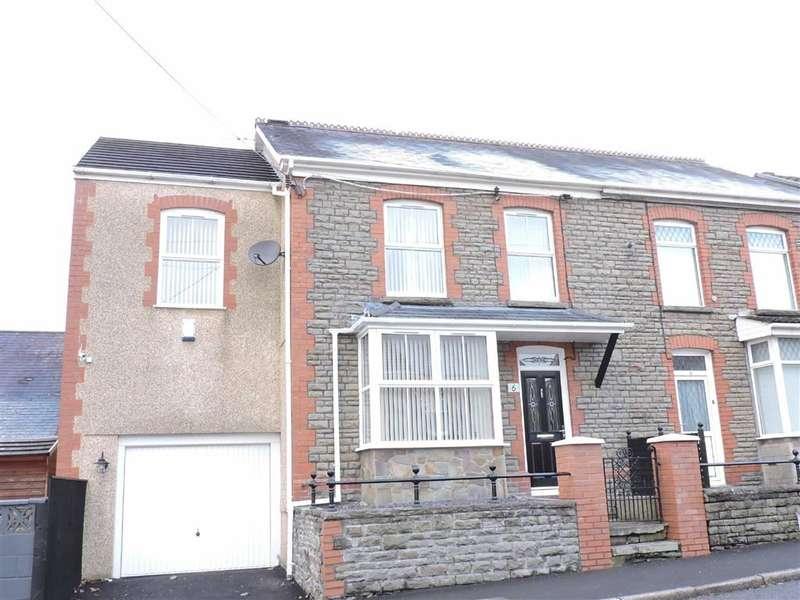 3 Bedrooms Property for sale in Quarr Road, Pontardawe