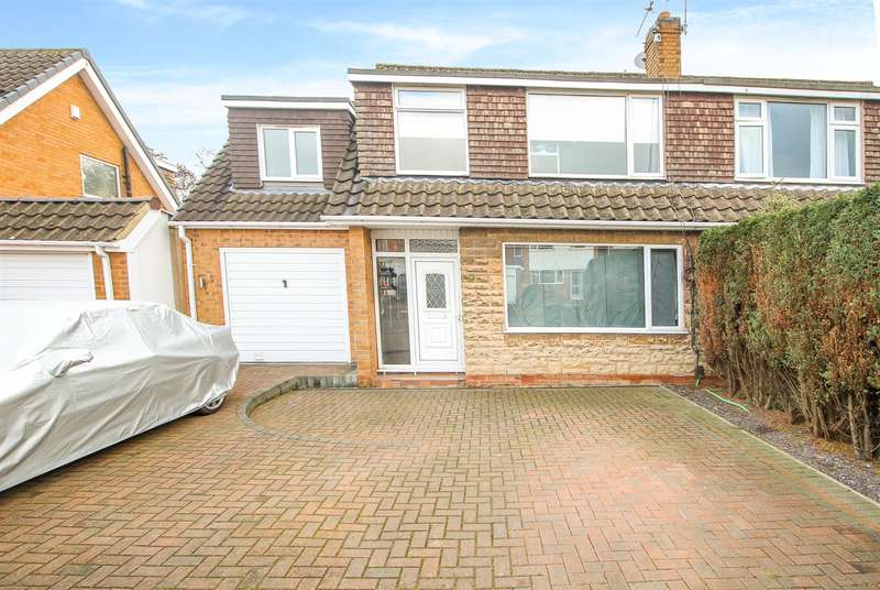 4 Bedrooms Property for sale in Westerlands, Stapleford