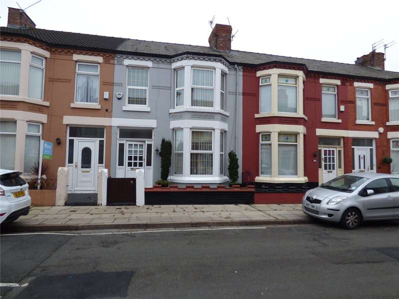 3 Bedrooms Terraced House for sale in Saxonia Road, Liverpool, Merseyside, L4