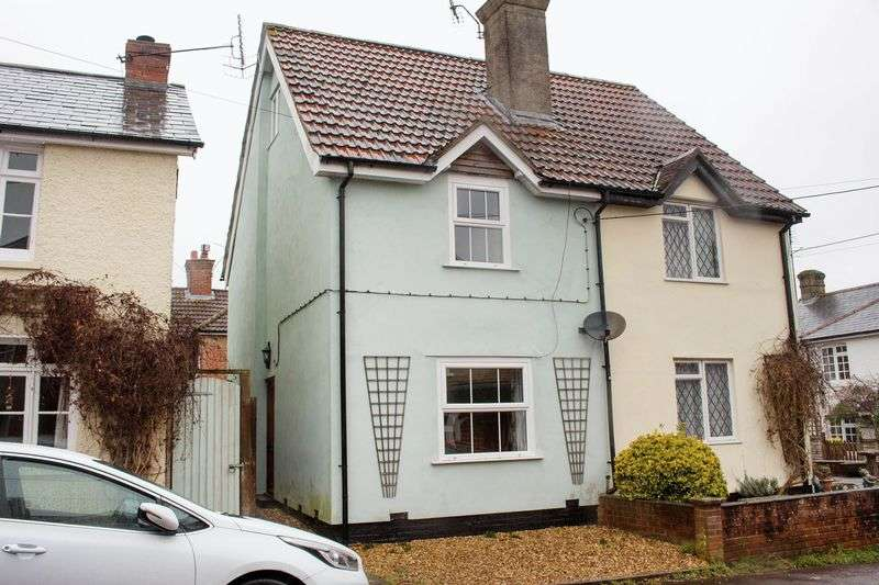 3 Bedrooms Semi Detached House for sale in Lyndhurst