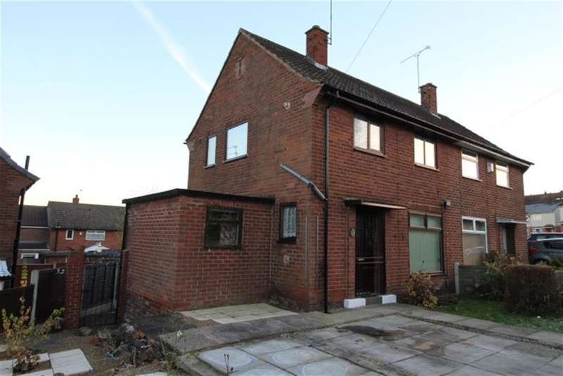 2 Bedrooms Semi Detached House for sale in Raynville Rise, Bramley, LS13