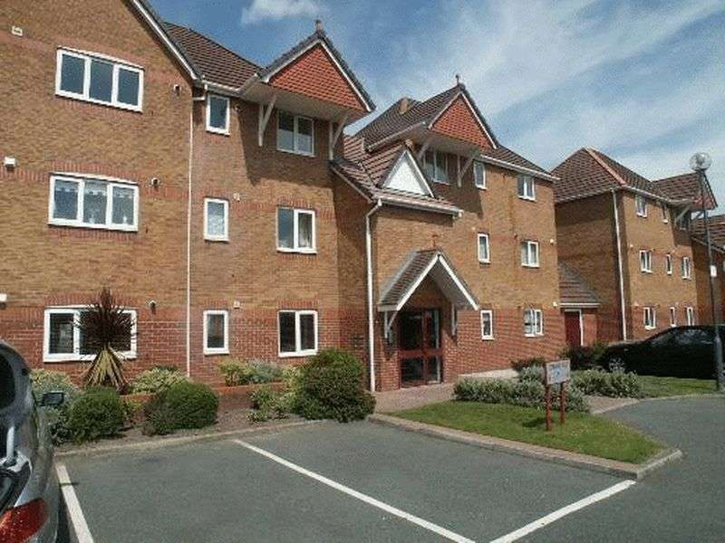 2 Bedrooms Flat for sale in Cormorant Court, New Brighton