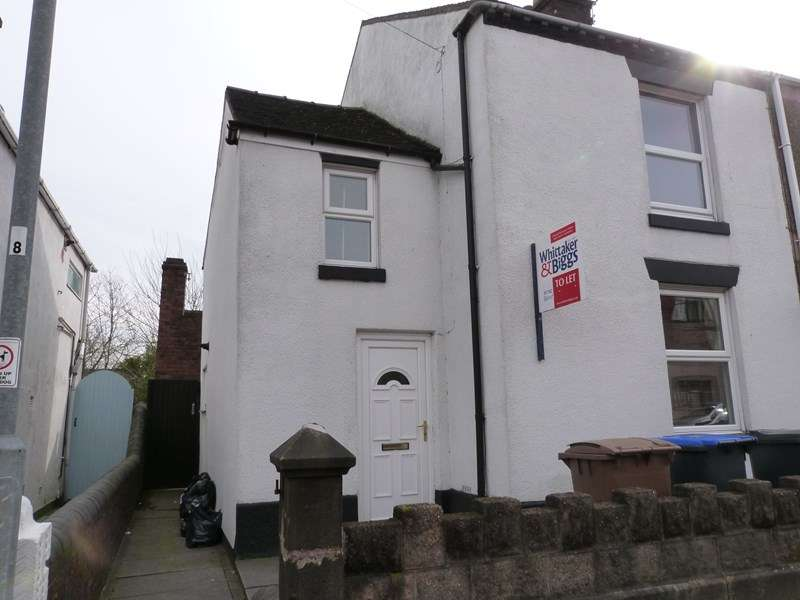 2 Bedrooms Terraced House for sale in John Street, Biddulph, Staffordshire, ST8 6HP