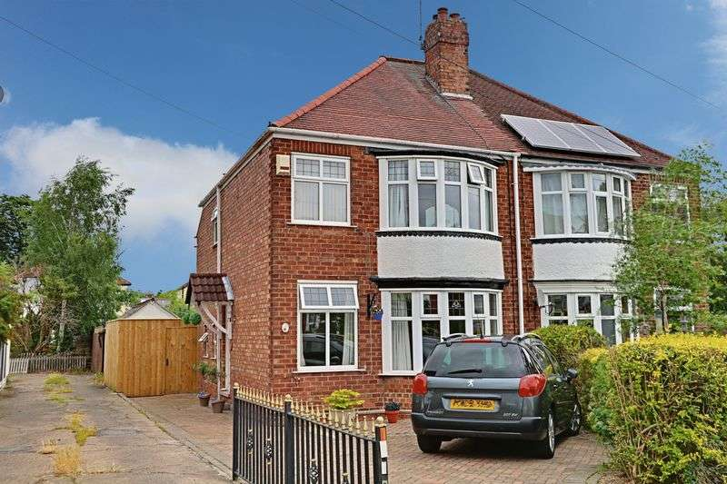 3 Bedrooms Semi Detached House for sale in Rydal Grove, Cottingham