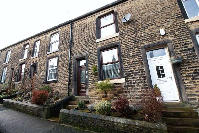 2 Bedrooms Terraced House for sale in Major Street, Bury