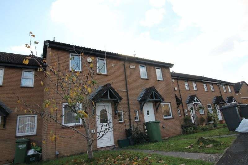 2 Bedrooms Terraced House for sale in Gilroy Close, Longwell Green, Bristol