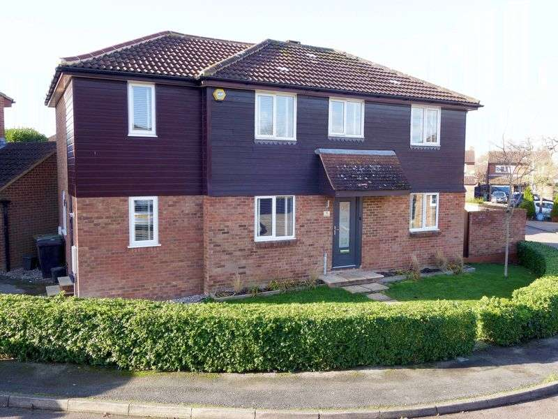 4 Bedrooms Detached House for sale in Montrose Way, Thame