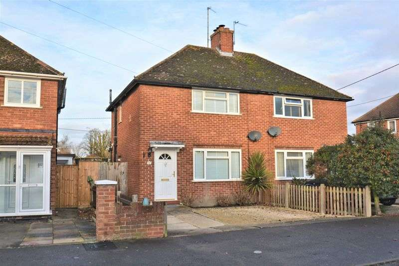 2 Bedrooms Semi Detached House for sale in 8 Collingwood Avenue, Didcot