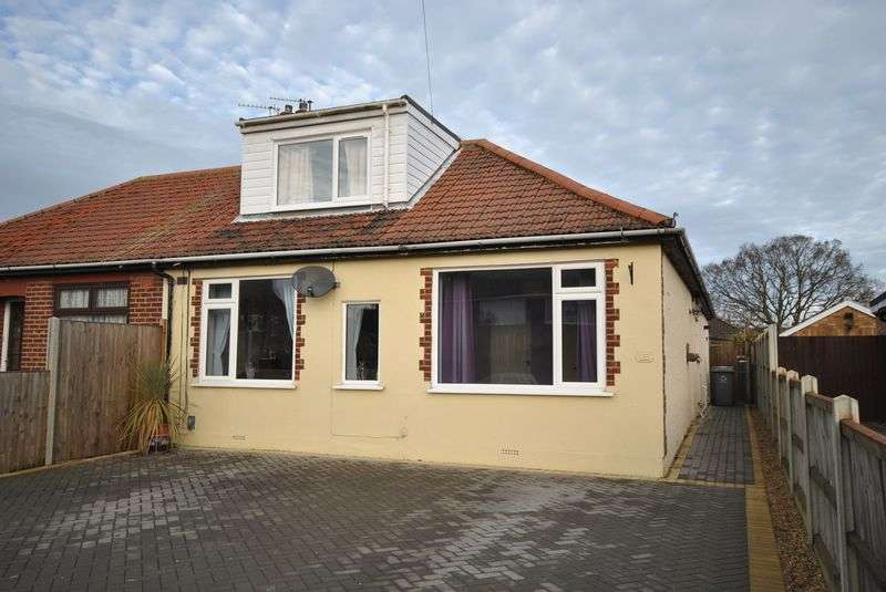 3 Bedrooms Semi Detached Bungalow for sale in Laundry Lane, Norwich