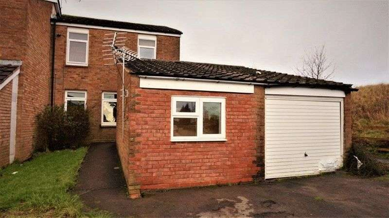 3 Bedrooms Terraced House for sale in Quantock Close, Rubery, Rednal, Birmingham