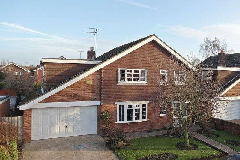 5 Bedrooms Detached House for sale in Westoning