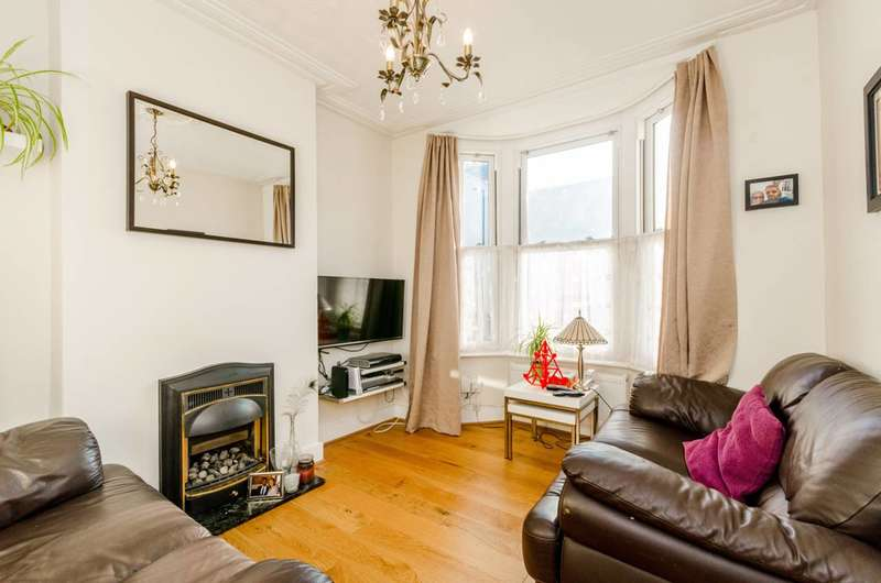 2 Bedrooms House for sale in Janson Road, Stratford, E15