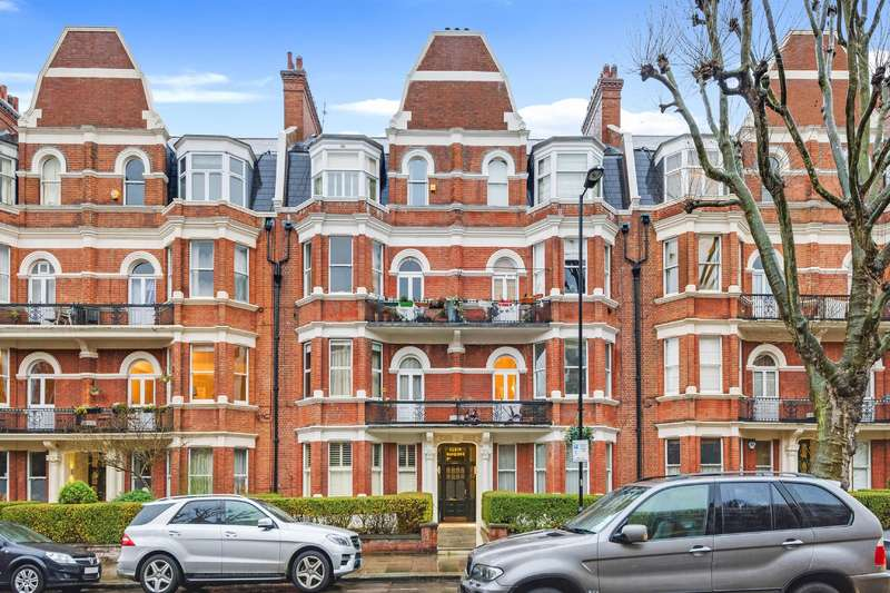 3 Bedrooms Flat for sale in Elgin Mansions, Elgin Avenue