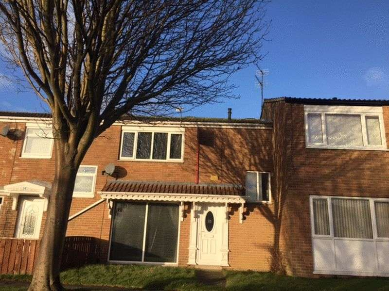 2 Bedrooms Terraced House for sale in Norfolk Place, Bishop Auckland