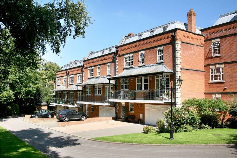 4 Bedrooms Mews House for sale in Princess Gate, London Road, Sunninghill, Ascot, SL5