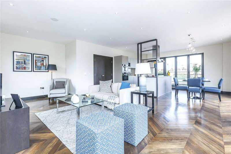 3 Bedrooms Flat for sale in Lancaster Street, London, SE1