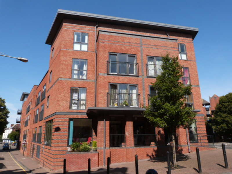 2 Bedrooms Apartment Flat for sale in City Centre, Worcester