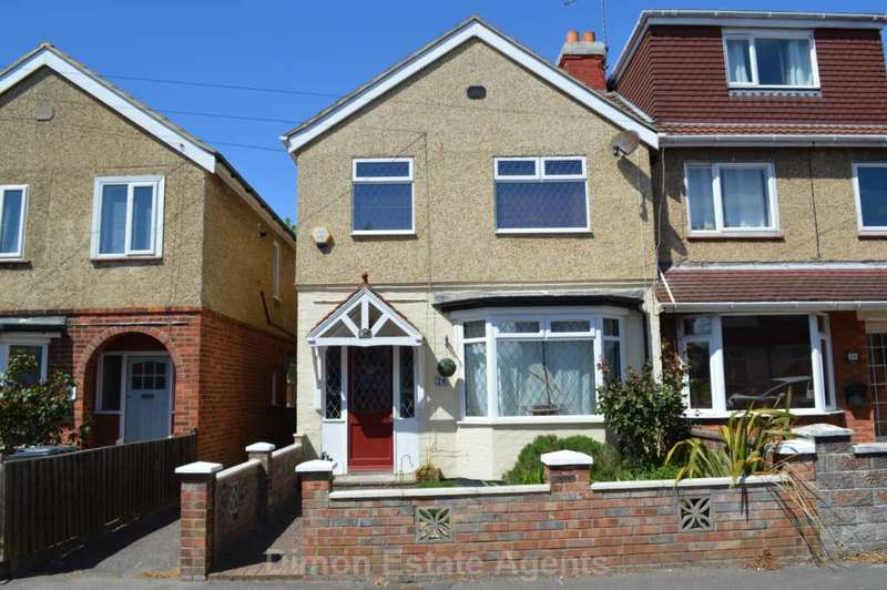 3 Bedrooms End Of Terrace House for sale in Whitworth Close, Gosport