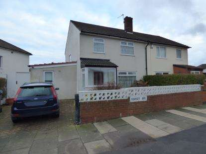 3 Bedrooms End Of Terrace House for sale in Gorsey Avenue, Liverpool, Merseyside, L30