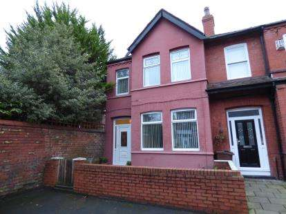 3 Bedrooms End Of Terrace House for sale in Shaftesbury Road, Crosby, Liverpool, Merseyside, L23