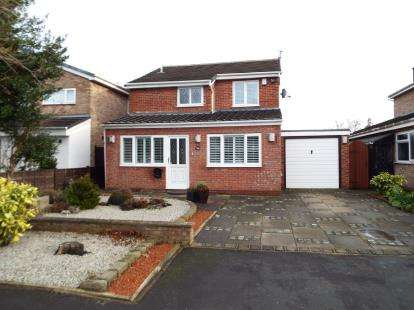 3 Bedrooms Detached House for sale in Paradise Lane, Formby, Liverpool, Merseyside, L37
