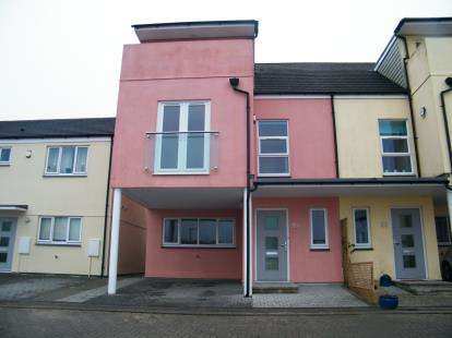 4 Bedrooms Semi Detached House for sale in Sandy Lane, Redruth, Cornwall