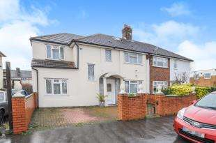 5 Bedrooms Semi Detached House for sale in Chapman Road, Croydon, .