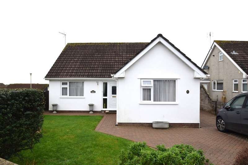 3 Bedrooms Detached Bungalow for sale in 16 Rowan Drive, Porthcawl, Bridgend County Borough, CF36 5AT.