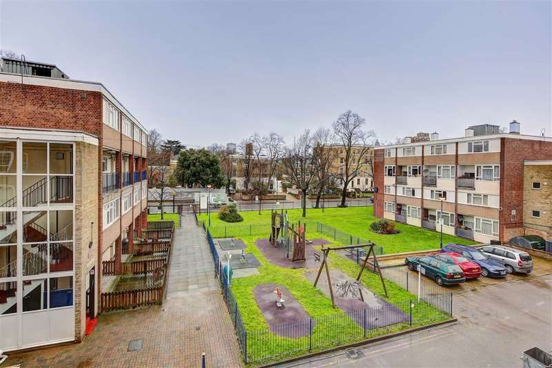 3 Bedrooms Flat for sale in Hallam House, Gosling Way, Brixton
