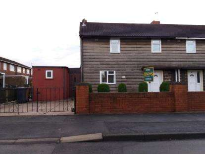 3 Bedrooms Semi Detached House for sale in Cedar Road, Burntwood