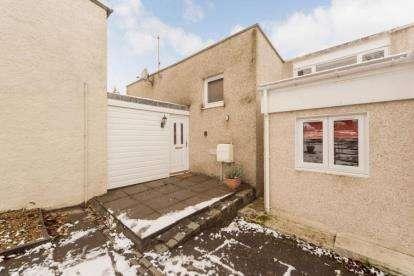2 Bedrooms Terraced House for sale in Darroch Way, Cumbernauld