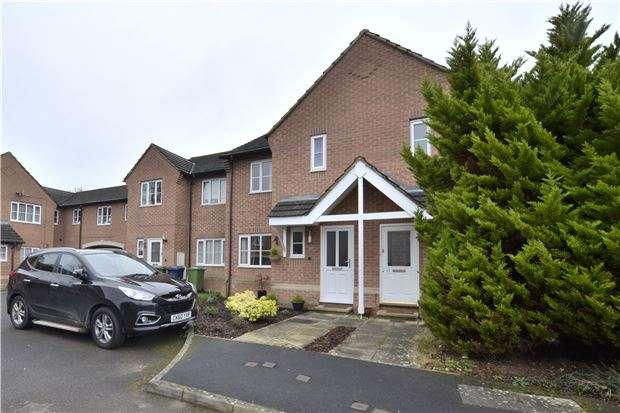 3 Bedrooms Terraced House for sale in Pound Farm Courtyard, Brockworth, GLOUCESTER, GL3 4EA