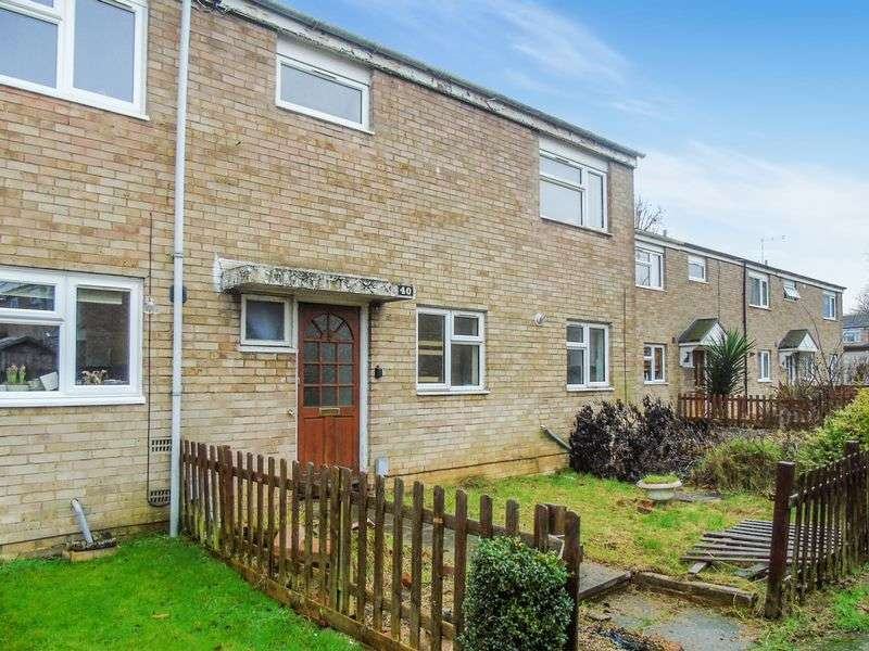 3 Bedrooms Terraced House for sale in Brixham Close, Stevenage