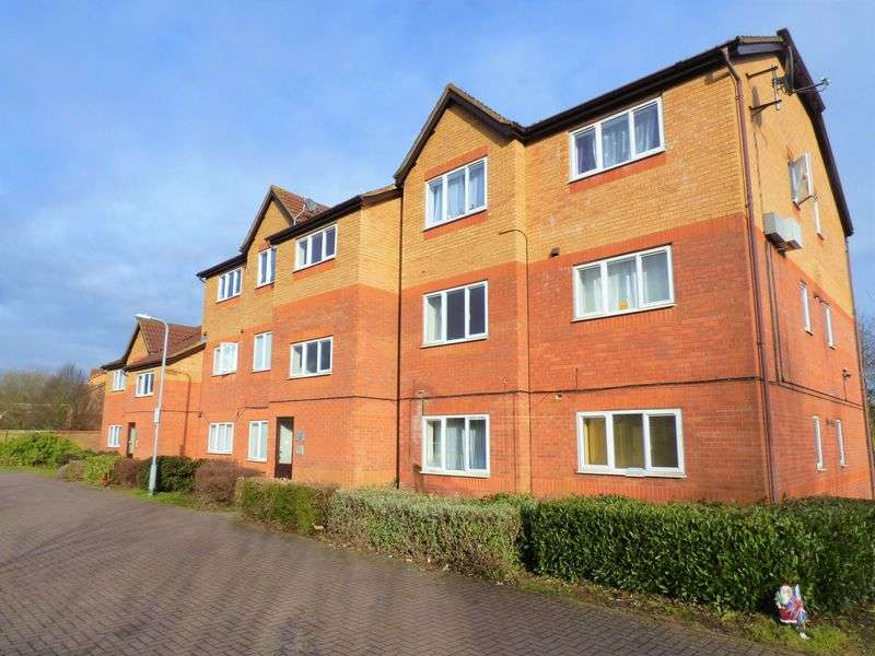 1 Bedroom Flat for sale in 23 Edison Drive, Upton Grange, Northampton, NN5 4AB