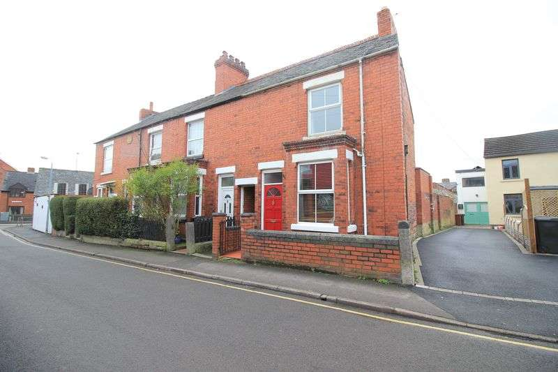 2 Bedrooms House for sale in Oak Street, Oswestry
