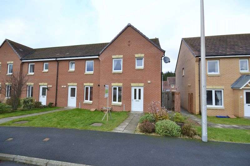 3 Bedrooms House for sale in 5 Kittlegairy Place, Peebles, EH45 9LW